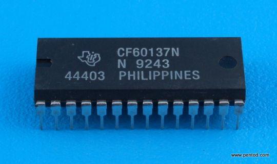 CF60137N RF ИС