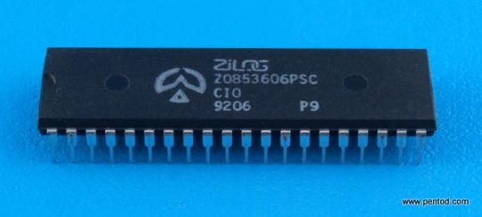 Z0853606PSC Брояч/ Таймер и парлалелен I/O