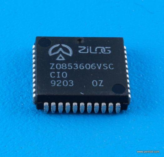 Z0853606VSC Брояч/ Таймер и парлалелен I/O