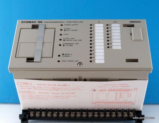 Omron Sysmac S6   3G2S6-CPU програмеруем контролер