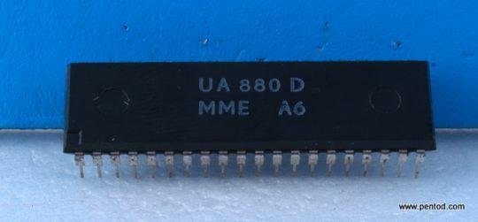 UA880D ГДР