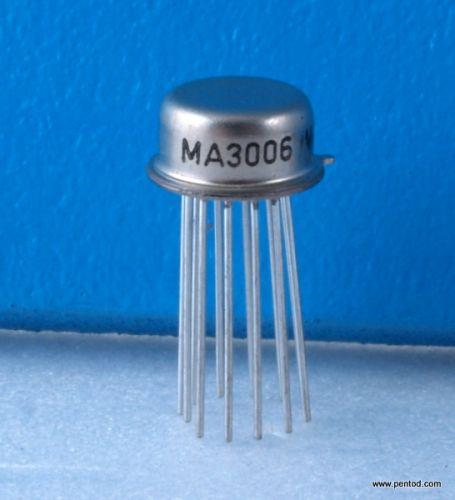 MAA3006