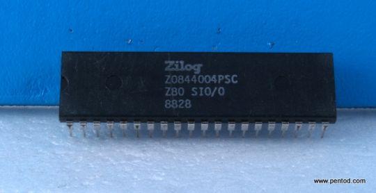 Z80 Сериен вход/ изход контролер