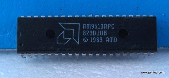 AM9513APC Контролер за системното време
