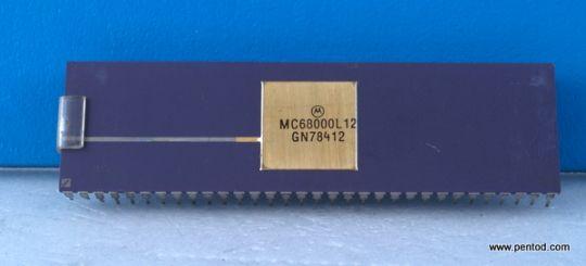 MC68000L12 Микропроцесор Motorola