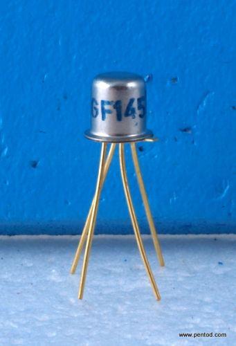 Германиев високочестотен транзистор  GF145  800MHz