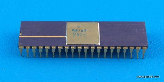 Интегрална схема СМ602 /MC6820