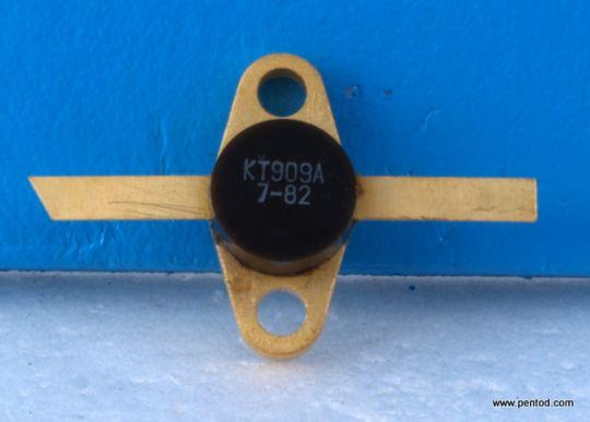 КТ909А Транзистор Gold