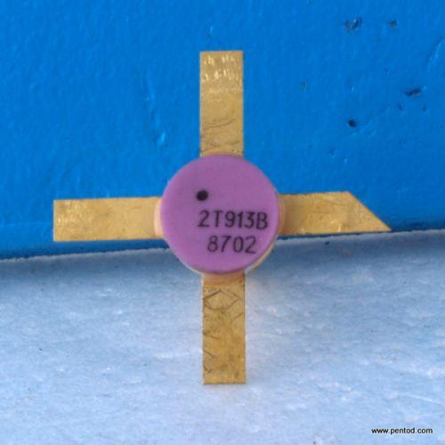 2Т913В Транзистор Gold