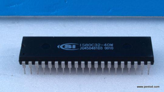 IS80C32-40W CMOS