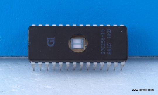 Интегрална схема памет 27C256-15