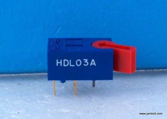 HDL03A  Ключ