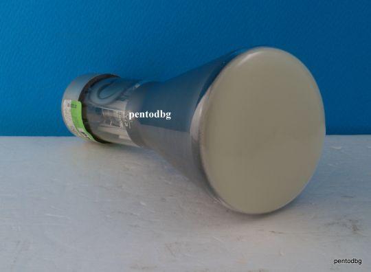 Електронно лъчева тръба осцилоскопна  DP7-5  70mm синя  Philips