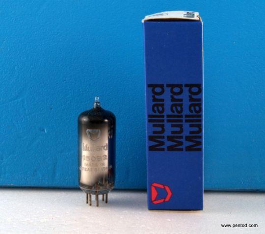 Радиолампа  150B2 стабилизатор на напрежение 150V  Mullard