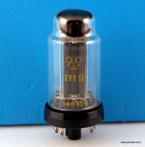 Радиолампа EYY13 два независими токоизправителни диода   RFT