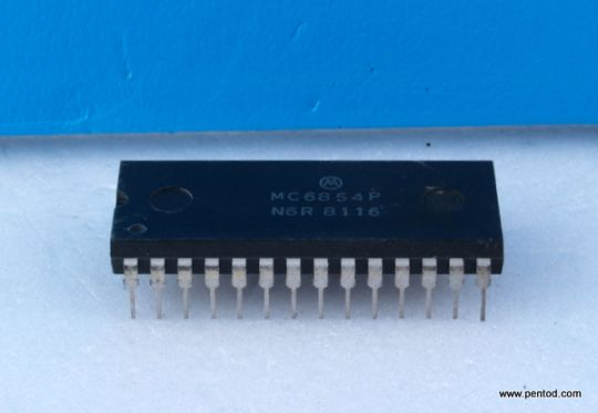 MC6854P Network Interface Circuit