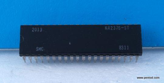 KR2376-ST Клавиатурен драйвер SMC