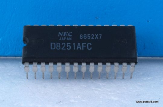 D8251AFC Programmable communacation interface NEC