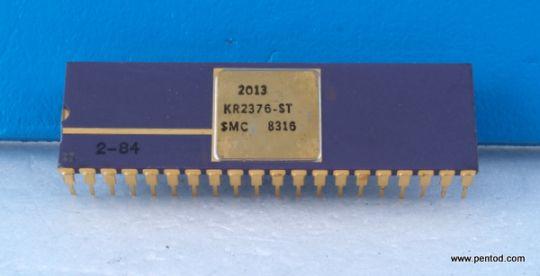 KR2376-ST Клавиатурен драйвер Gold pins
