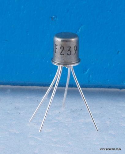 Германиев високочестотен транзистор  AF 239  900MHz   Siemens