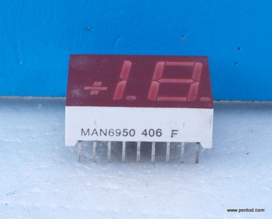 MAN6950 Displays