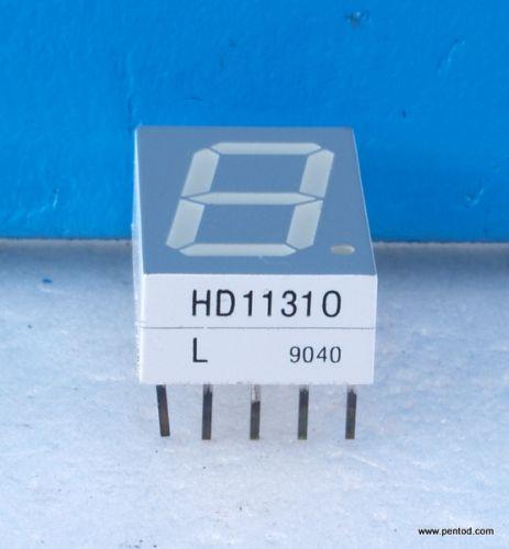 HD11310  Seven Segment Displays