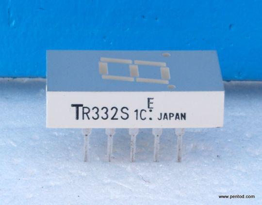 TR332S  Seven Segment Displays