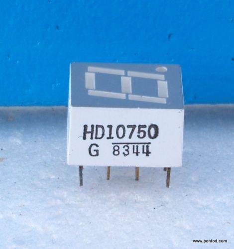 HD10750 Seven Segment Displays
