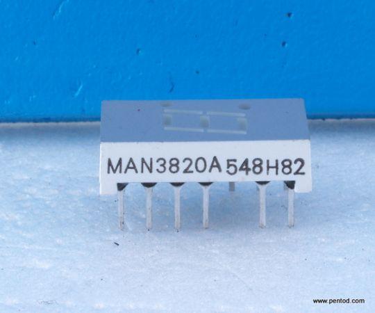 MAN3820A Seven Segment Displays