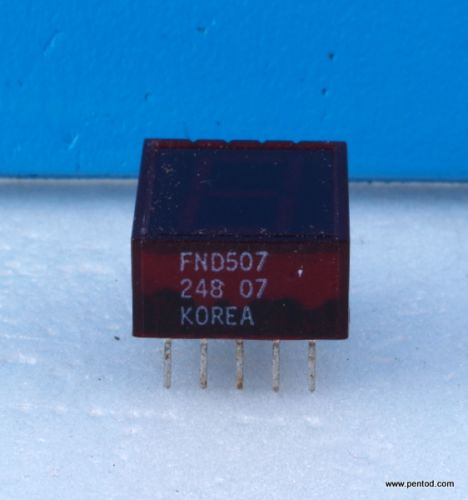 FND507 Seven Segment Displays