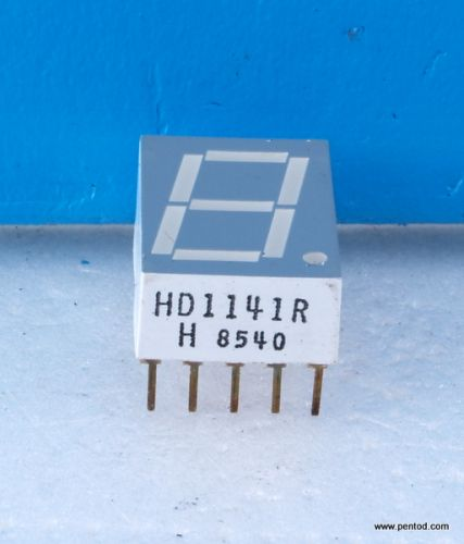 HD 1141R Seven Segment Display