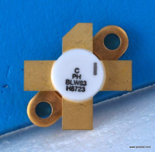 Мощен транзистор BLW 83