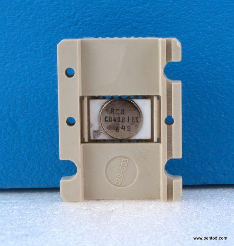 CD4081BK Quad 2-input NAND