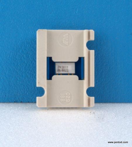 Dual PNP Транзистор 2N3817 0.05A 60V 100MHz 0.5W  MOTOROLA Gold