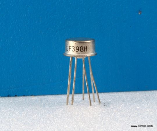 LF398H NATIONAL SEMICONDUCTOR