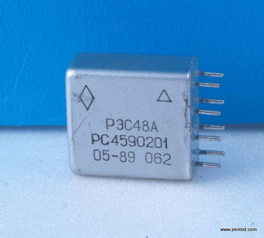 РЭС48А РС4.590.201