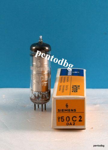 Радиолампа 150C2  / 6073 CV1832 StR150/30 STV150/30 0A2 / Siemens