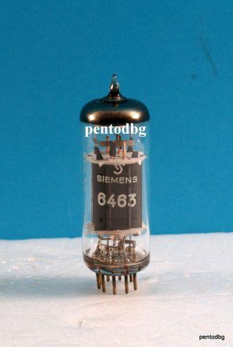 Радиолампа 6364 / CC86E CV5304 E86CC /  двоен триод Siemens