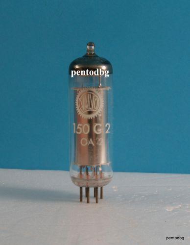 Радиолампа  150C2  стабилитрон  150V 30mA  Valvo