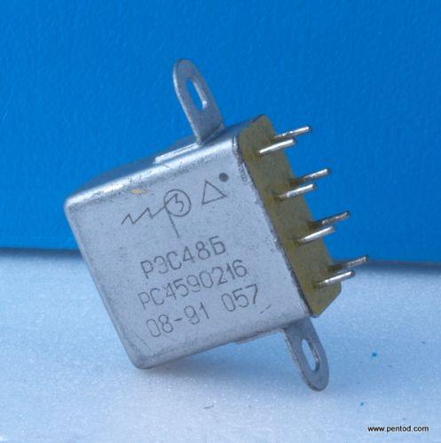 Реле РЭС48Б РС4.590.216
