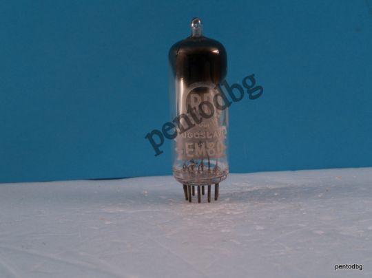Радиолампа индикатор   EM80  RR