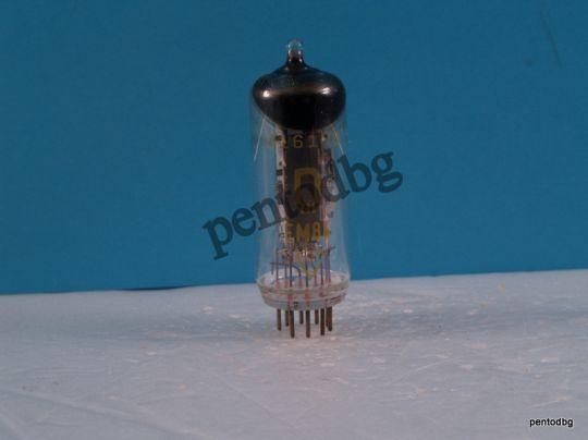 Радиолампа  EM84  RFT