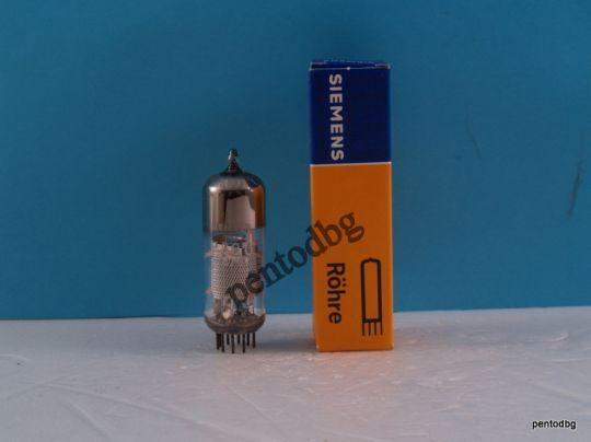 Радиолампа F80U   пентод Siemens