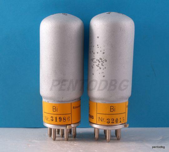 Мачвана двойка Bi  / PTT100 / триод Siemens